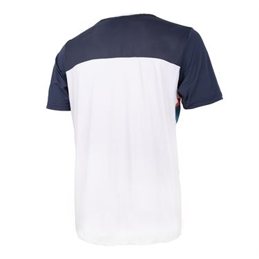 Athletic DNA Mesh Back Crew - Hurricane/Denim