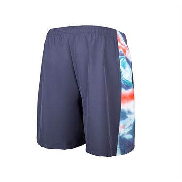 Athletic DNA Woven Panel Short - Hurricane/Denim