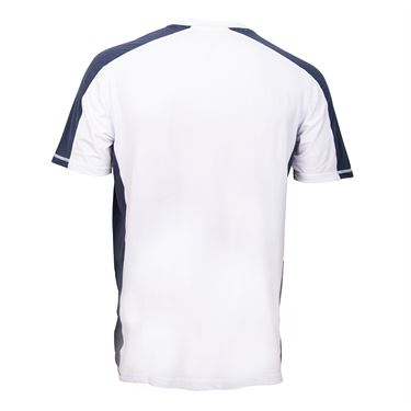 Athletic DNA Training Crew - White/Denim