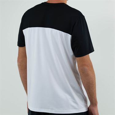 Athletic DNA Mesh Ventilator Crew Shirt Mens Electrificity