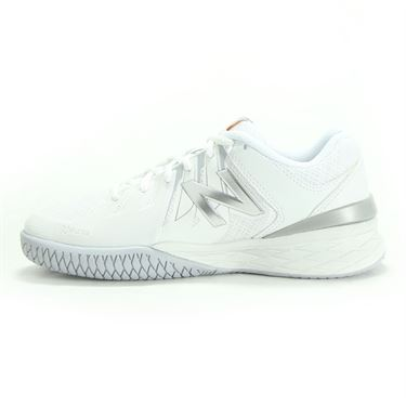 New Balance MC1006BW (D) Mens Tennis Shoe