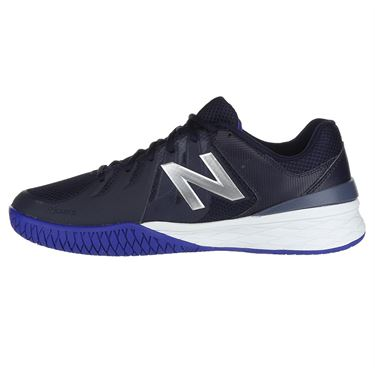 New Balance MC1006PU (2E) Mens Tennis Shoe - Pigment/UV Blue
