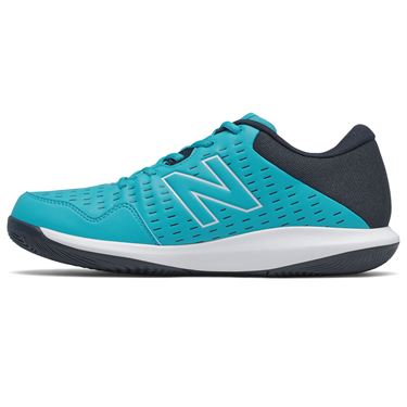 New Balance 696v4 (D) Mens Tennis Shoe - Blue