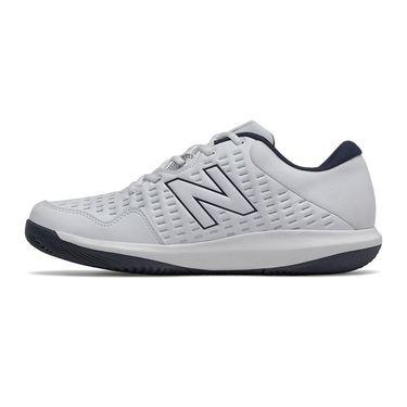 New Balance MCH696W4 Mens Tennis Shoe D Width White MCH696W4 D