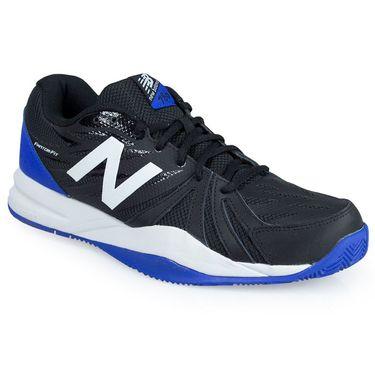 New Balance MCH786B2 (D) Mens Tennis Shoe - Grey/Pacific