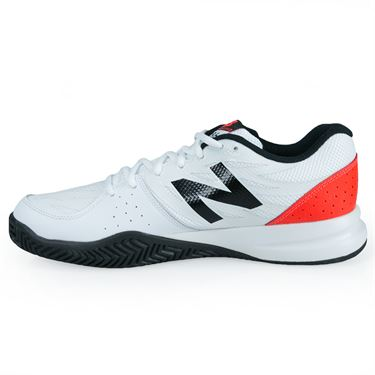 New Balance MCH786 (D) Mens Tennis Shoe - Petrol/Flame