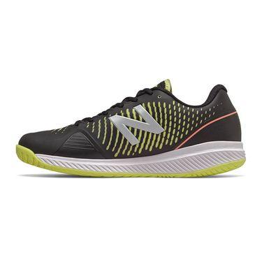 New Balance MCH796L2 Mens Tennis Shoe D Width Black MCH796L2 D