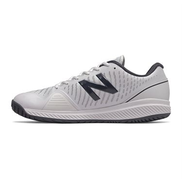 New Balance MCH796N2 Mens Tennis Shoe 2E Width White MCH796N2 2E