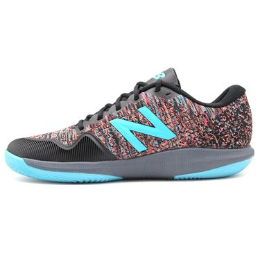 New Balance 996v4 (D) Mens Tennis Shoe - Grey/Blue