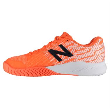 New Balance MCH996J3 (D) Mens Tennis Shoe - Dark Mango/Vintage Indigo