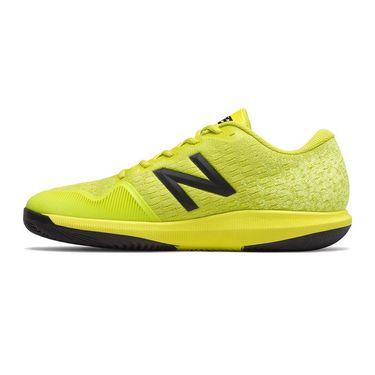 New Balance MCH996S4 Mens Tennis Shoe 2E Width Lemon Yellow MCH996S4 2E