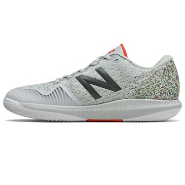 New Balance 996v4 (D) Mens Tennis Shoe - Grey/Flame