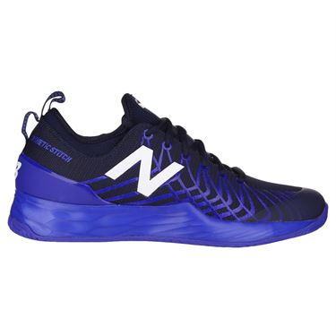 New Balance Fresh Foam MC LAV (D) Mens Tennis Shoe - Pigment/UV Blue