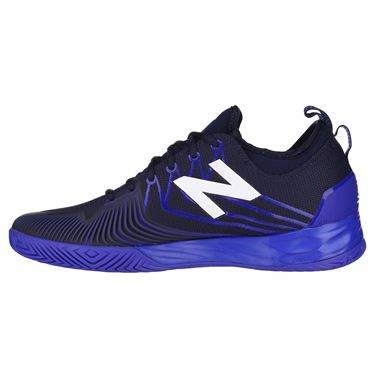 New Balance Fresh Foam MC LAV (2E) Mens Tennis Shoe - Pigment/UV Blue