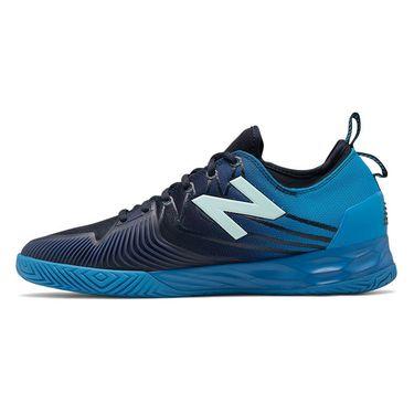 New Balance Freshfoam LAV MCHLAVVB Mens Tennis Shoe D Width Blue MCHLAVVB D
