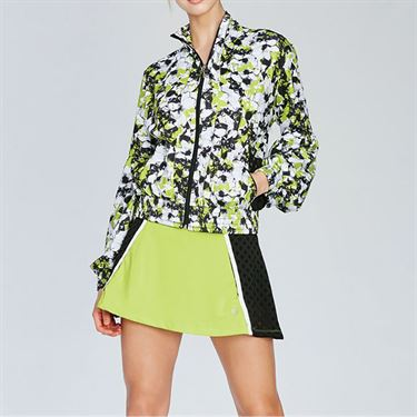 Eleven Morning Glory Unbound Jacket - Morning Glory Print