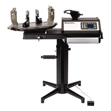 Gamma 8900 ELS Tennis Stringing Machine (2 Point SC Mounting)
