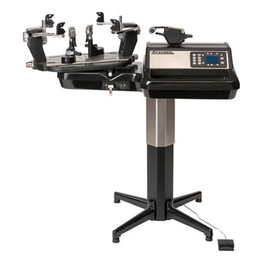 Gamma 9900 ELS Tennis Machine Stringing Machine (6 Point SC Mounting)
