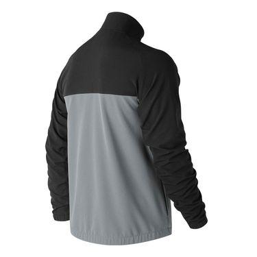 New Balance Tenacity Woven Jacket - Gunmetal