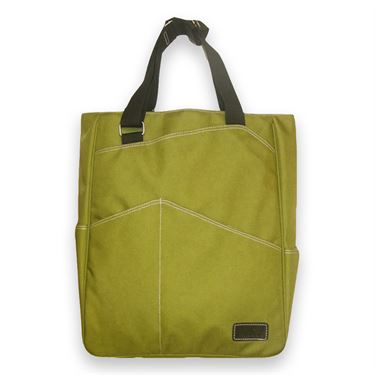 Maggie Mather Tennis Tote Lime
