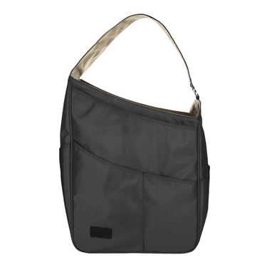 Maggie Mather Shoulder Bag - Pewter/Khaki