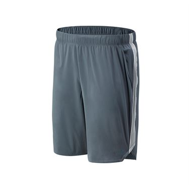 New Balance Rally 9 inch Short Mens Lead MS01412 LED
