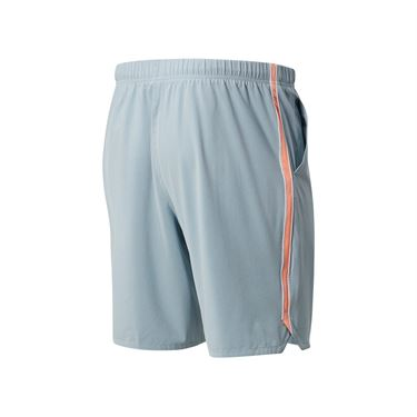 New Balance Rally 9 inch Short Mens Light Slate MS01412 LSL