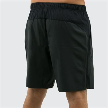 New Balance 9 Inch Rally Short - Black/Gunmetal