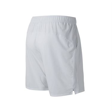 New Balance 9 inch Rally Short - White