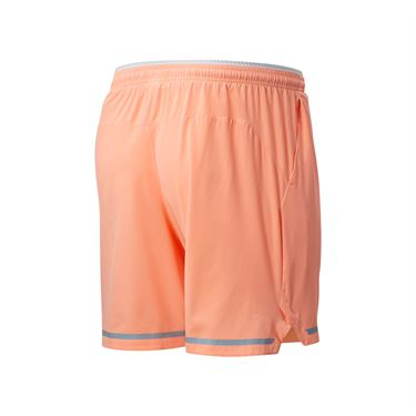 New Balance Tournament 7 inch Short Mens Ginger Pink MS91404 GPK