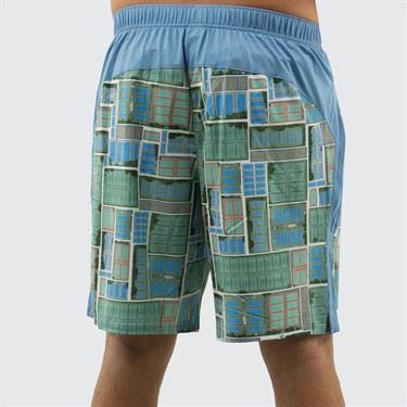 New Balance Rally Court 9 inch Short - Court Print