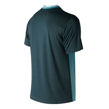 New Balance Tournament Shirt - Petrol/Cadet