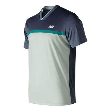 New Balance Tournament Shirt - Vintage Indigo/Water Vapor