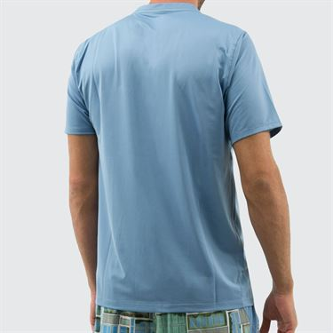 New Balance Rally Crew Shirt - Lynx Blue