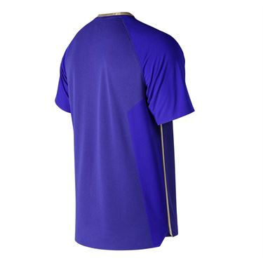 New Balance Tournament Movement Shirt - UV Blue