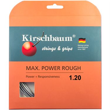 Kirschbaum Max Power Rough 18G (1.20mm) Tennis String