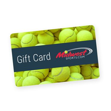 Midwest Sports Tennis Outlet Online Gift Card