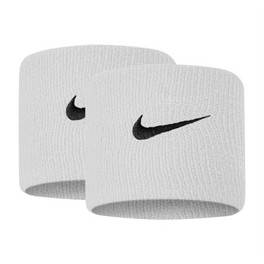 Nike Tennis Premier Wristbands - Football Grey/Black