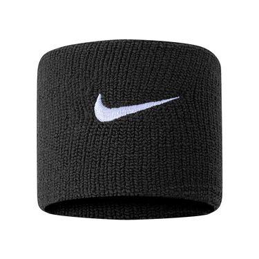 Nike Tennis Premier Wristbands - Black/Oxygen Purple