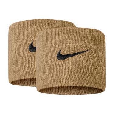 Nike Tennis Premier Wristbands - Parachute Beige/Black