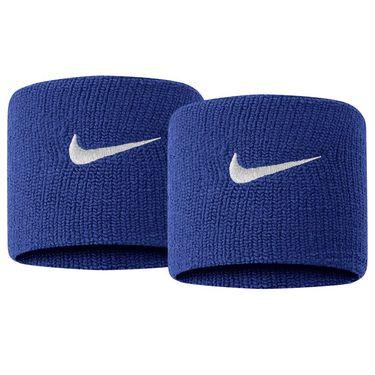 Nike Tennis Premier Wristbands - Game Royal/White