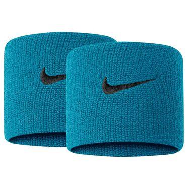 Nike Tennis Premier Wristband - Laser Blue/Black