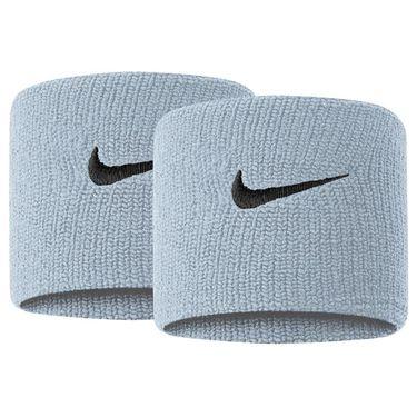 Nike Tennis Premier Wristband - Armory Blue/Black