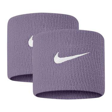Nike Tennis Premier Wristbands - Indigo Haze/White