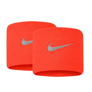 Nike Tennis Premier Wristbands - Habanero Red