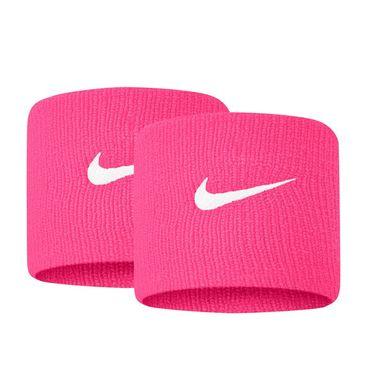 Nike Tennis Premier Wristbands - Vivid Pink
