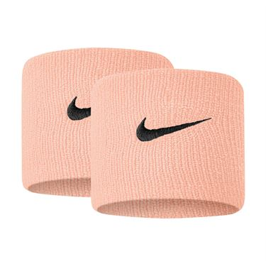 Nike Tennis Premier Wristbands - Arctic Orange/Black