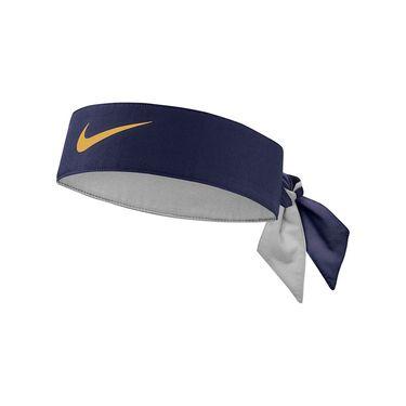 Nike Tennis Headband - Gridiron/Canyon Gold