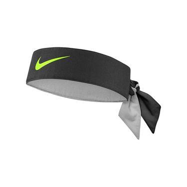Nike Tennis Headband - Off Noire/Volt