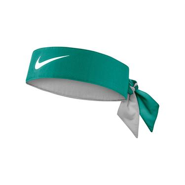 Nike Tennis Headband - Neptune Green/White